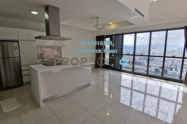 For Rent Duplex at M City, Ampang Hilir Freehold Semi Furnished 2R/2B 2.25k
