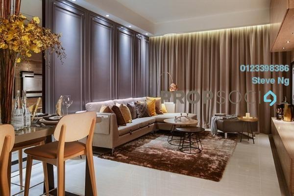 For Sale Condominium at Sentral Suites, KL Sentral Freehold Unfurnished 0R/0B 1.2m
