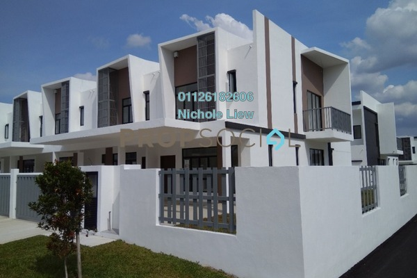 For Sale Link at Setia EcoHill 2, Semenyih Freehold Unfurnished 4R/3B 688k