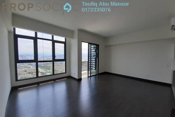 For Rent Condominium at 28 Boulevard, Pandan Perdana Freehold Semi Furnished 1R/1B 1k
