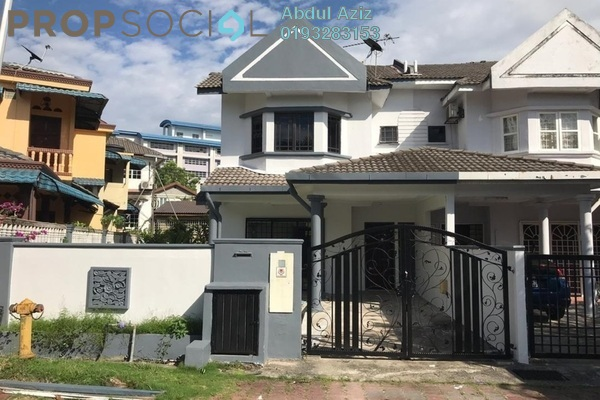 For Sale Terrace at Section 7, Shah Alam Freehold Semi Furnished 4R/3B 850k