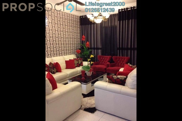 For Sale Terrace at BP14, Bandar Bukit Puchong Freehold Fully Furnished 4R/3B 748k