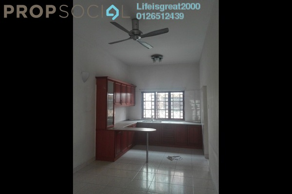 For Sale Terrace at Taman Puchong Prima, Puchong Freehold Semi Furnished 4R/3B 550k