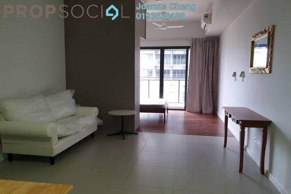 For Rent Serviced Residence at Biji Living, Petaling Jaya Freehold Fully Furnished 1R/1B 1.85k