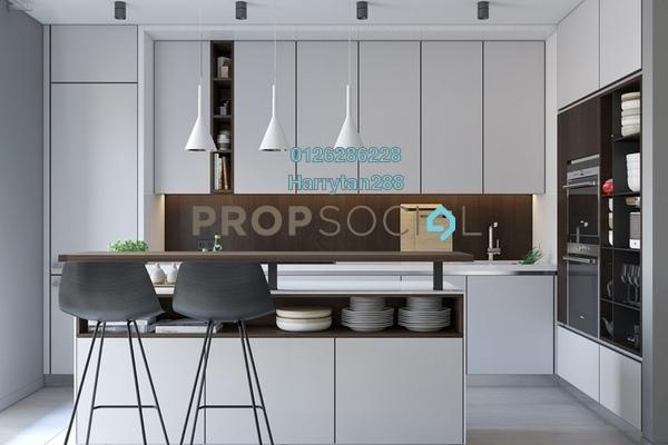 For Sale Condominium at Cerrado, Southville City Freehold Semi Furnished 2R/1B 340k