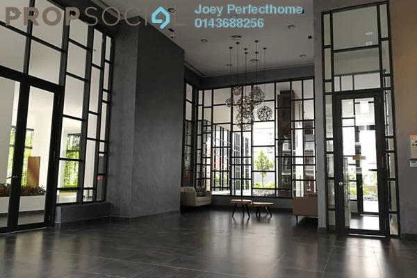 For Sale Condominium at 9INE, Batu 9 Cheras Freehold Semi Furnished 3R/2B 578k