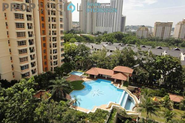 For Rent Apartment at Serdang Skyvillas, Seri Kembangan Freehold Semi Furnished 3R/2B 850translationmissing:en.pricing.unit