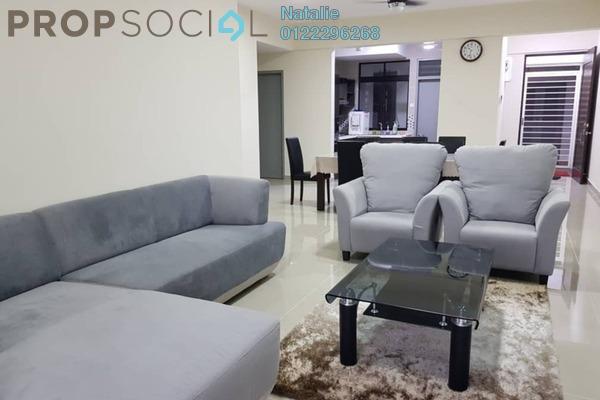For Rent Condominium at Precinct 8, Putrajaya Freehold Fully Furnished 3R/2B 2.2k