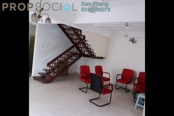 For Rent Terrace at Taman Alam Jaya, Batu 9 Cheras Freehold Unfurnished 4R/3B 1.2k
