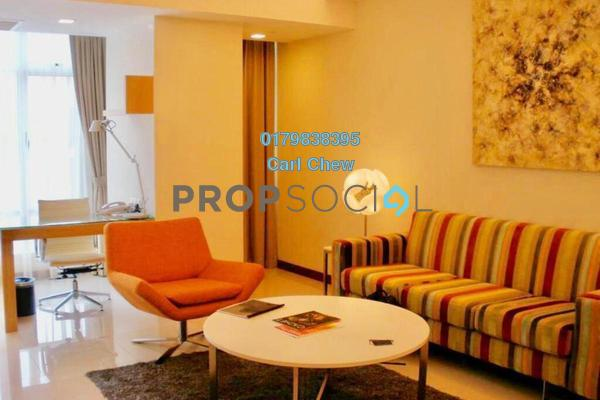 For Rent Condominium at Fraser Place, KLCC Freehold Fully Furnished 1R/1B 2.5k