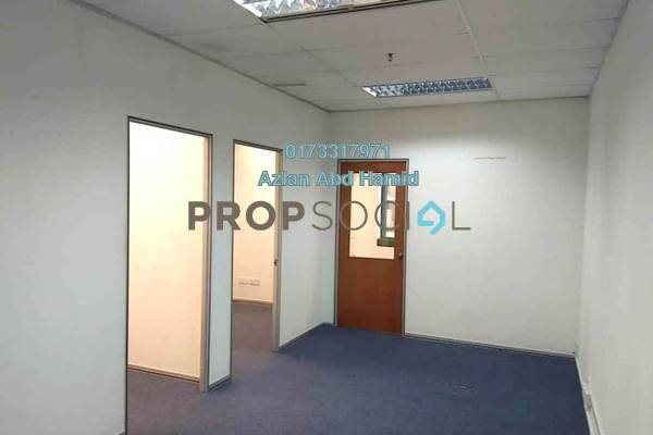 For Rent Office at Plaza Pantai, Pantai Freehold Unfurnished 0R/0B 1.8k