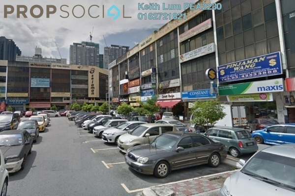 For Rent Office at Ampang Point, Ampang Freehold Semi Furnished 5R/1B 2.2k