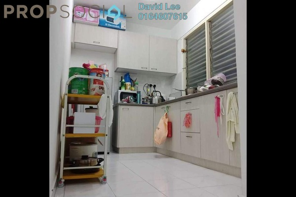 For Sale Apartment at Desa Green Apartment, Green Lane Freehold Fully Furnished 3R/2B 230k
