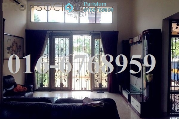 For Sale Semi-Detached at Changkat Kiara, Dutamas Freehold Semi Furnished 6R/6B 3.25m