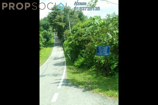 For Sale Land at Kampung Sungai Merab, Kajang Freehold Unfurnished 1R/1B 460k