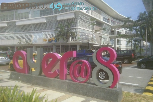 For Sale Shop at Precinct 8, Putrajaya Freehold Semi Furnished 0R/1B 2m