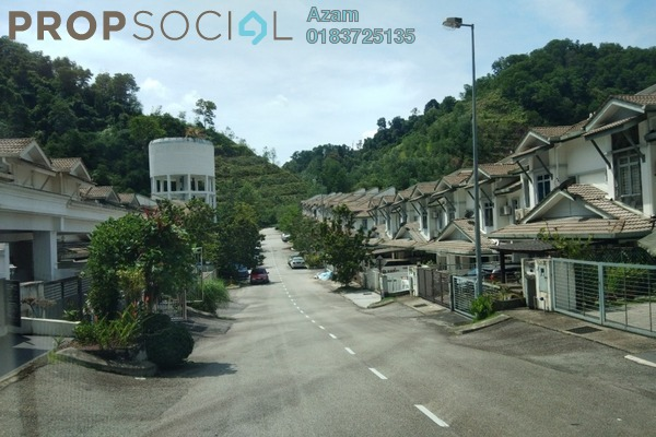 For Sale Terrace at Ukay Perdana, Ukay Freehold Semi Furnished 4R/3B 800k