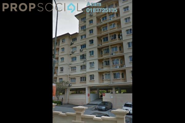 For Sale Condominium at Oakleaf Park, Bukit Antarabangsa Freehold Semi Furnished 3R/2B 275k