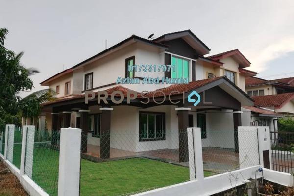 For Sale Semi-Detached at Bandar Tasik Puteri, Rawang Freehold Semi Furnished 4R/3B 470k