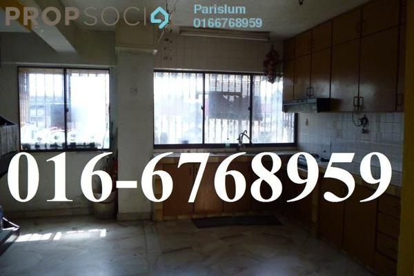 For Sale Apartment at Pandan Jaya, Pandan Indah Freehold Unfurnished 2R/1B 220k
