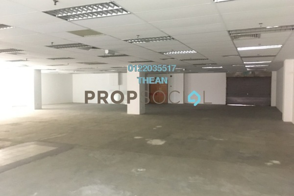 For Rent Factory at Section 51A, Petaling Jaya Freehold Unfurnished 0R/0B 19.5k