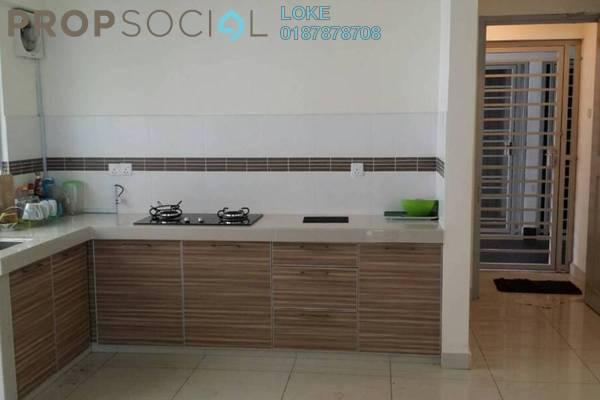 For Sale Condominium at Tiara ParkHomes, Kajang Freehold Semi Furnished 3R/3B 600k