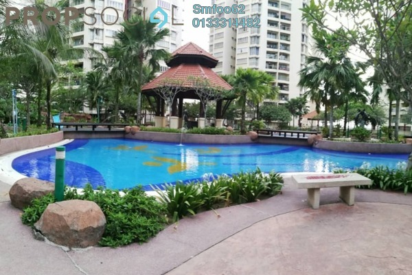 For Sale Condominium at Villa Wangsamas, Wangsa Maju Freehold Fully Furnished 3R/2B 500k