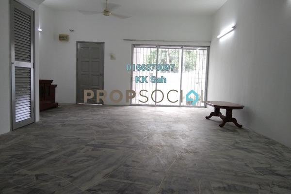 For Sale Terrace at Taman Klang Utama, Klang Freehold Semi Furnished 4R/2B 368k