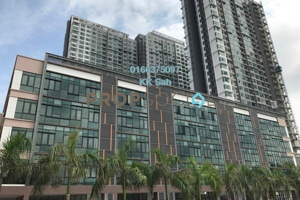 For Rent Office at Conezión, IOI Resort City Freehold Unfurnished 0R/0B 4.4k