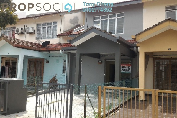 For Sale Terrace at Taman Putra Perdana, Puchong Freehold Unfurnished 4R/2B 360k