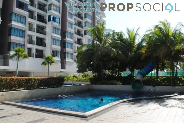 For Sale Condominium at One Damansara, Damansara Damai Freehold Fully Furnished 3R/2B 460k