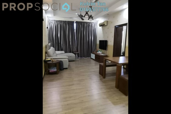 For Sale Condominium at Parkview Towers, Bukit Jambul Freehold Fully Furnished 3R/2B 490k