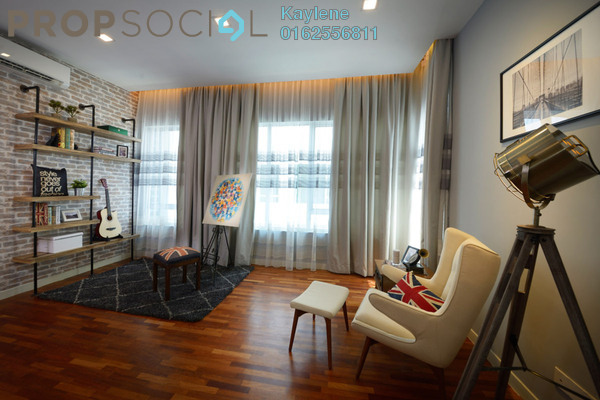 For Sale Semi-Detached at Saujana 1080 Residences, Kajang Freehold Unfurnished 7R/8B 1.3m