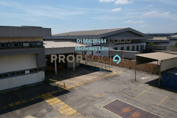 For Rent Factory at Rawang Integrated Industrial Park, Rawang Freehold Semi Furnished 6R/10B 85k