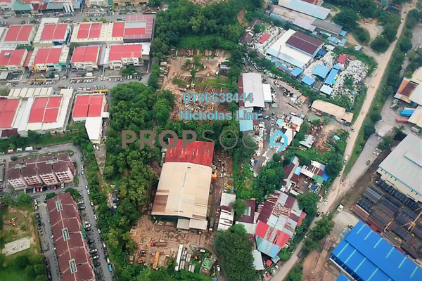 For Sale Land at Balakong Jaya Industrial Park, Balakong Freehold Unfurnished 0R/0B 29m