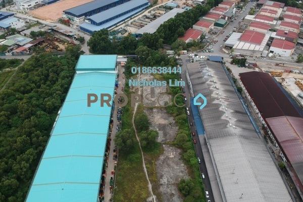 For Sale Land at Balakong Jaya Industrial Park, Balakong Freehold Unfurnished 0R/0B 20m