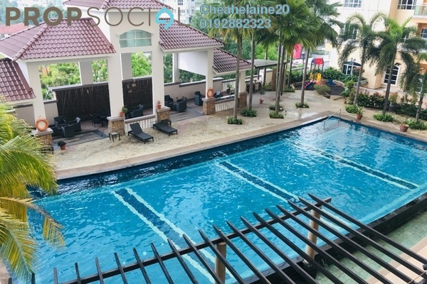 For Sale Condominium at Hartamas Regency 2, Dutamas Freehold Semi Furnished 3R/3B 950k