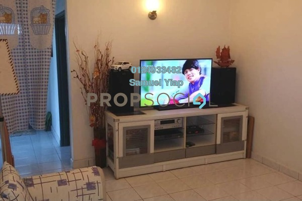For Rent Apartment at Villa Kejora, Relau Freehold Fully Furnished 3R/2B 1k