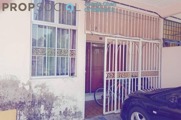 For Sale Terrace at Taman Bukit Chedang, Rasah Freehold Unfurnished 3R/2B 210k