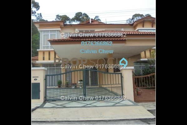 For Sale Semi-Detached at Sunway Mutiara, Batu Maung Freehold Unfurnished 4R/3B 1.2m