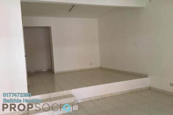 For Rent Terrace at Alam Budiman, Shah Alam Freehold Semi Furnished 4R/4B 1.4k