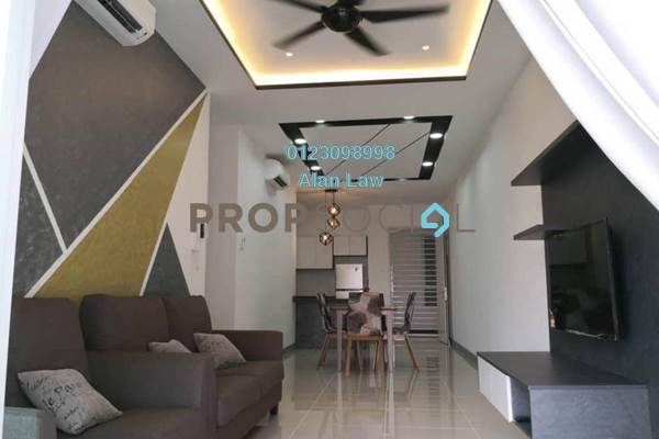 For Rent Serviced Residence at Southbank Residence, Old Klang Road Freehold Fully Furnished 3R/2B 2.8k
