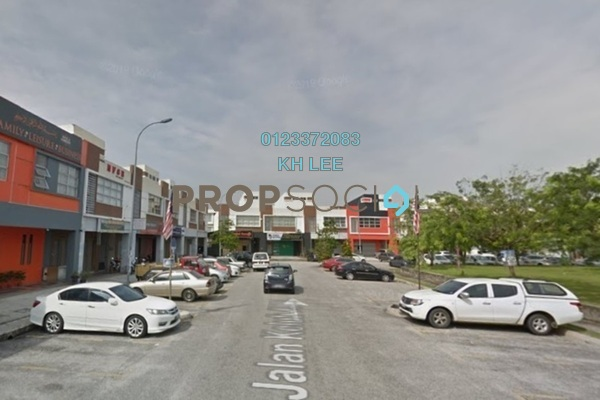 For Rent Shop at Bukit Raja Business Centre, Shah Alam Freehold Unfurnished 0R/0B 2.5k