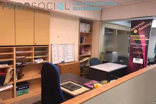 For Rent Office at Wisma Zelan, Bandar Sri Permaisuri Freehold Semi Furnished 2R/0B 1.6k