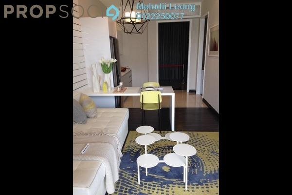 For Rent Condominium at 28 Boulevard, Pandan Perdana Freehold Semi Furnished 4R/3B 3.1k