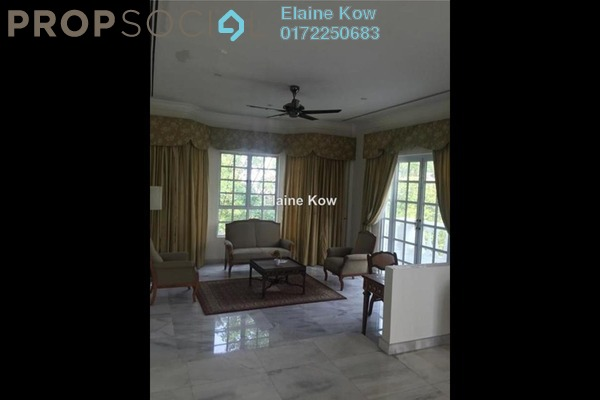 For Sale Duplex at Bukit Tunku, Kenny Hills Freehold Semi Furnished 4R/5B 2.25m