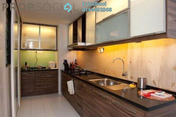 For Sale Condominium at SS2, Petaling Jaya Freehold Fully Furnished 3R/1B 1.1Juta
