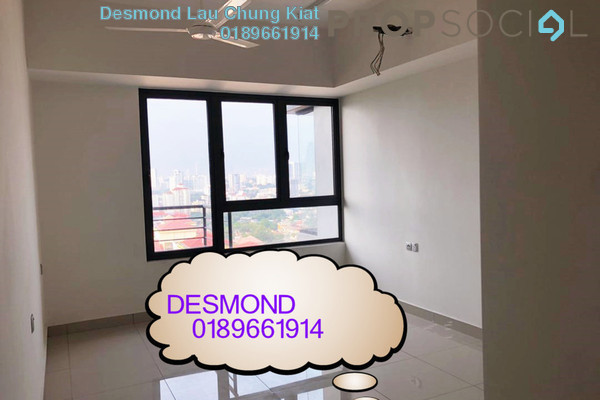 For Rent Condominium at Residence 8, Old Klang Road Freehold Semi Furnished 1R/1B 1k