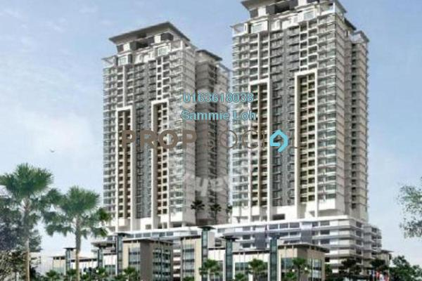 For Rent Condominium at Endah Promenade, Sri Petaling Freehold Fully Furnished 3R/2B 2.4k