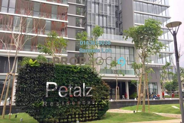 For Rent Condominium at The Petalz, Old Klang Road Freehold Fully Furnished 2R/2B 1.9k